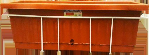 Pot balcony with hang (40 * 20) cm