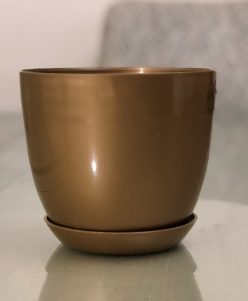 Yasmin Bronze Pot nabatdelivery