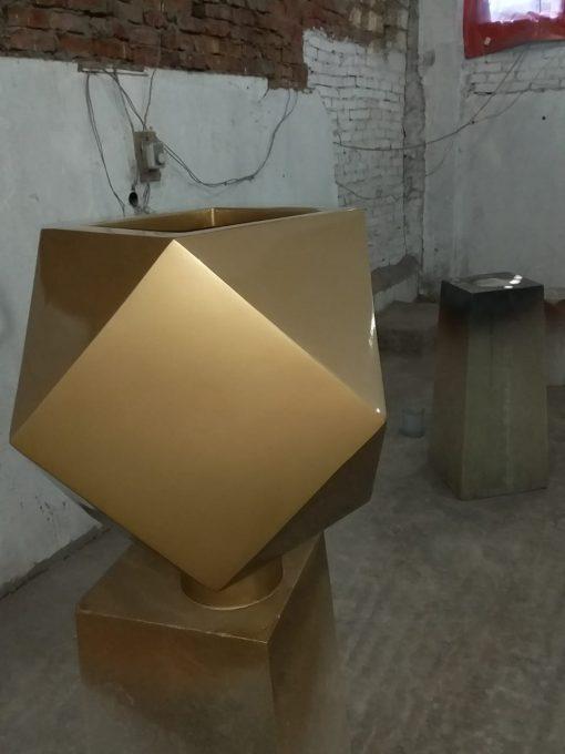 Origami pots egypt